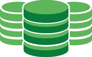 scale-out database icon